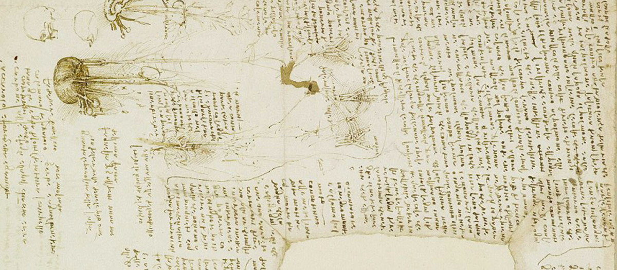 Da Vinci's To Do List: Inside the Mind of a Genius