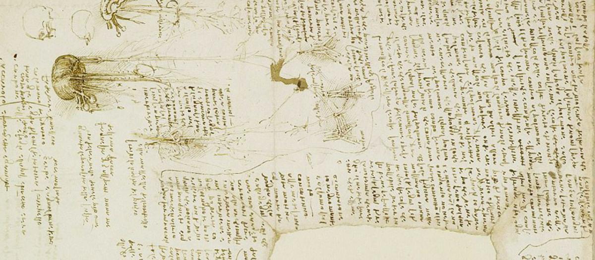 Da Vinci's To Do List: Inside the Mind of a Genius