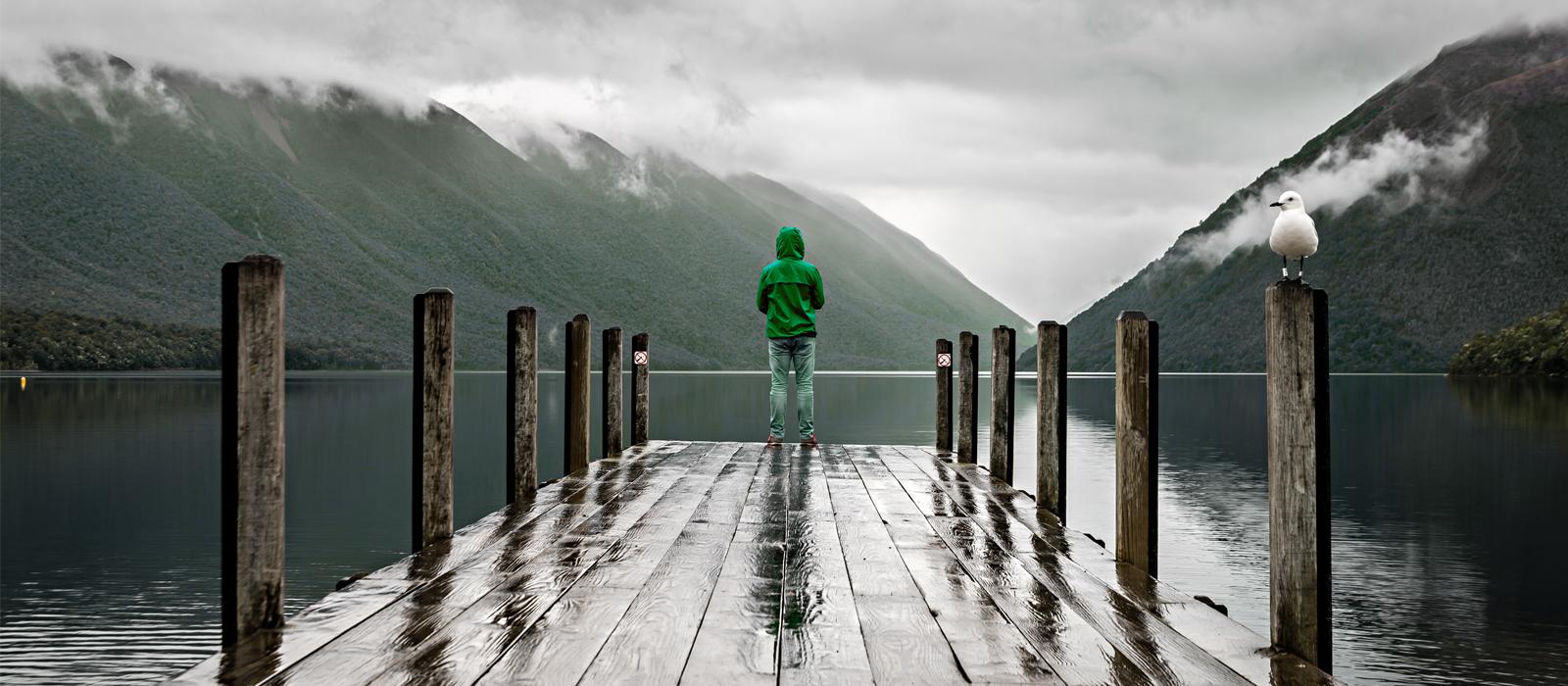 Me Versus Me: Fighting Self-Doubt